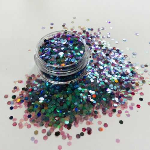 UNICORN WINGS GLITTER  POT - 10g